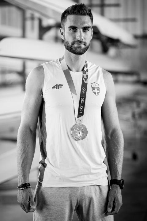 """Ο Στέφανος Ντούσκος στο SPORT24: """"Τι πάμε για μετάλλιο; Είναι εύκολο νομίζεις να πάρεις μετάλλιο;"""""""