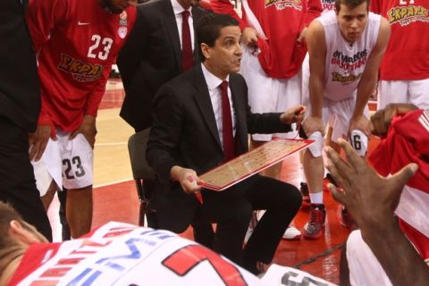 """Σφαιρόπουλος: """"Απόδειξη για το πως θέλουμε να παίζουμε"""""""