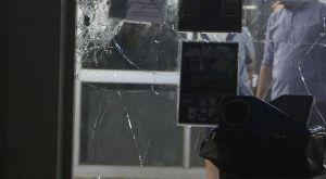Photostory: Οι ζημιές από τα επεισόδια στο Στάδιο Ειρήνης και Φιλίας