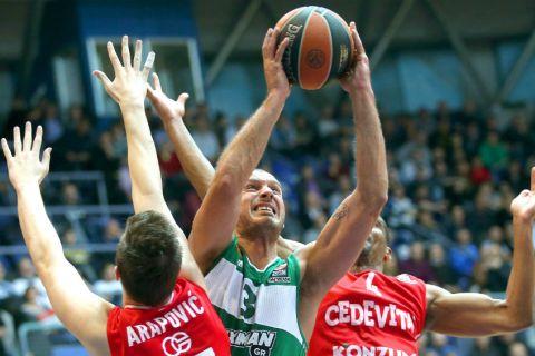 Το Euroleague Greece σε στέλνει στο Παναθηναϊκός - Τσεντεβίτα
