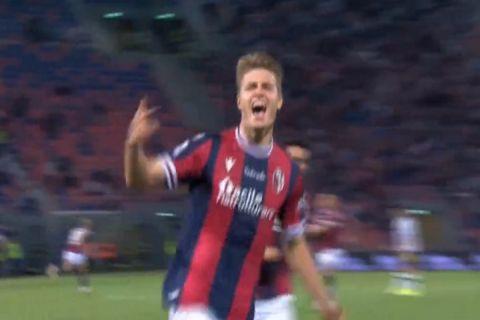 Μπολόνια - Βερόνα 1-0: Ο Σβάνμπεργκ έδωσε τη νίκη στους γηπεδούχους