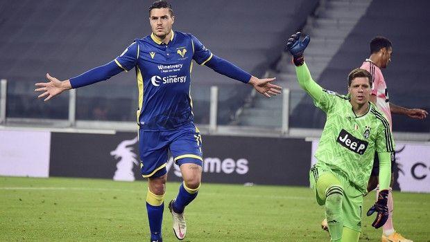 Γιουβέντους - Βερόνα 1-1: Από γκέλα σε γκέλα η βέκια σινιόρα