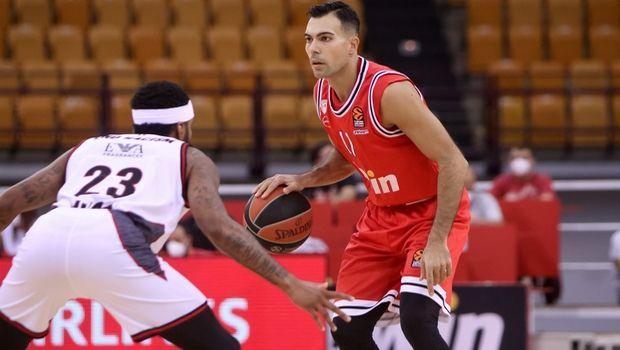 Ολυμπιακός: Οι καλύτερες ασίστ του στην 1η διαβολοβδομάδα της φετινής EuroLeague