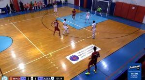 Stoiximan.gr Futsal Super League: Φανταστικές γκολάρες στη σάλα