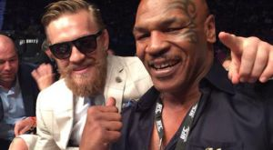 Μike Tyson: «Το παιχνίδι Mayweather vs Mcgregor είναι για τα σκουπίδια»