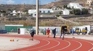 Πανέτοιμος ο Δήμος Μυκόνου για τους 29ους Αιγαιοπελαγίτικους Αγώνες Στίβου