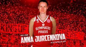 Ολυμπιακός: Άννα Γιουρτσένκοβα, το πρώτο «χτύπημα»
