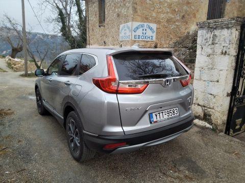 Το νέο Honda CR-V eHEV
