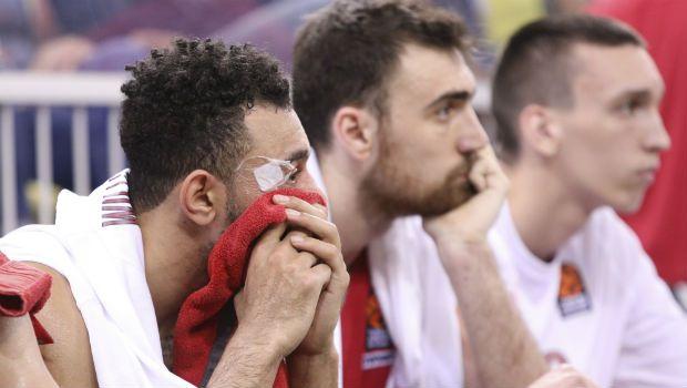 Ολυμπιακός: Μόνο ντροπή