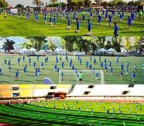 Για 15η χρονιά θα διεξαχθεί το Eugenios Gerards Soccer Camp