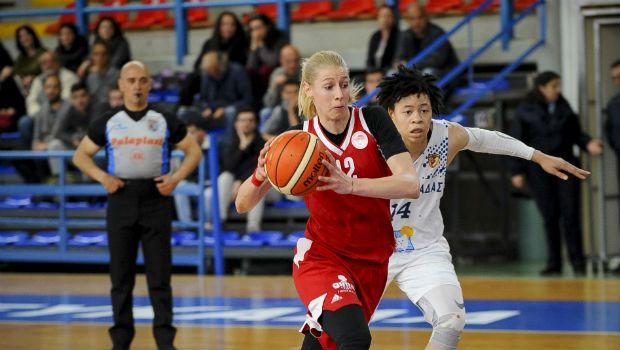 Α1 Γυναικών: Ασταμάτητος ο Ολυμπιακός, 64-45 τη Λευκάδα