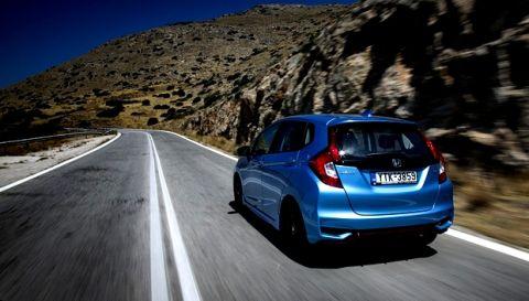 Honda Jazz με νέο ισχυρό κινητήρα 1.5 i-VTEC