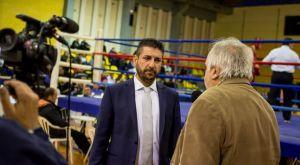 Χορηγία 100.000 ευρώ στην εθνική ομάδα πυγμαχίας