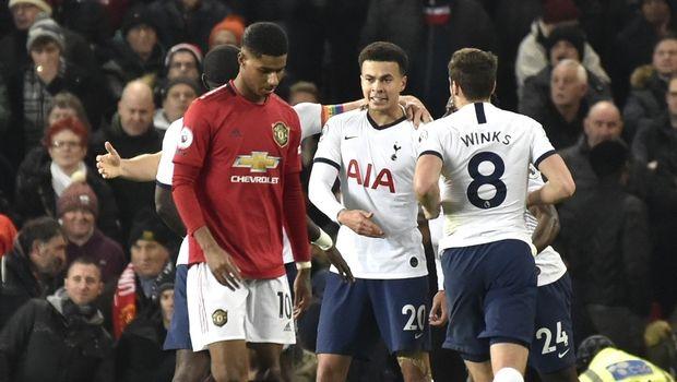 Tottenham/Dele Alli/Rui Vieira/AP IMAGES