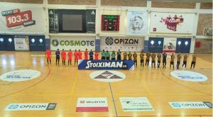 Live το All Star Game της Stoiximan.gr Futsal Superleague