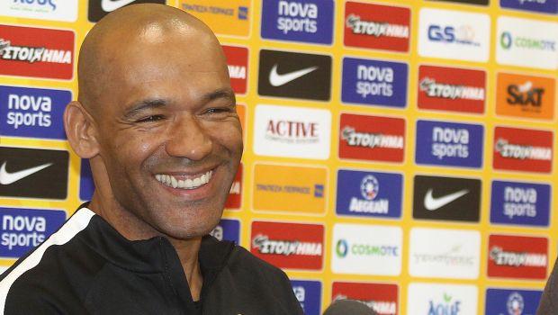 """Έτσι """"συστήθηκε"""" ο νέος προπονητής της ΑΕΚ Μοράις"""