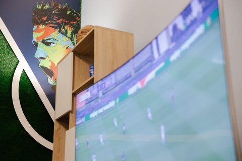 Πρώτος ημιτελικός Champions League στο Σπίτι με Καίσαρη, Σίτυ και έναν ληστή του τρένου