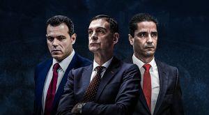 Η μεγάλη συνάντηση στο Sport24: Ιτούδης, Μπαρτζώκας, Σφαιρόπουλος μαζί