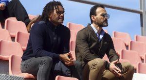Ολυμπιακός – Παναθηναϊκός: Είδαν μαζί το ντέρμπι των Εφήβων Καρεμπέ και Νταμπίζας