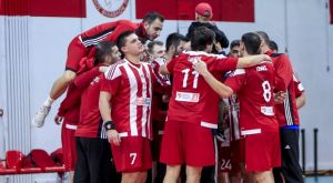 Handball Premier: Συνεχίζει ακάθεκτος ο Ολυμπιακός