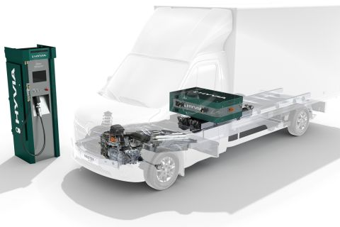 Ερχεται το υδρογονοκίνητο οικοσύστημα της Renault