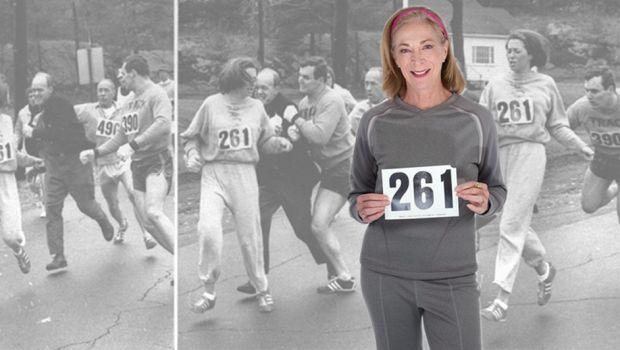 Η Κάθριν Σβίτσερ επέστρεψε 50 χρόνια μετά στον Μαραθώνιο της Βοστώνης