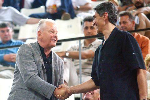 """Γιαννάκης για Ίβκοβιτς: """"Μία πολύ δυσάρεστη είδηση, μία τεράστια απώλεια για το παγκόσμιο μπάσκετ"""""""