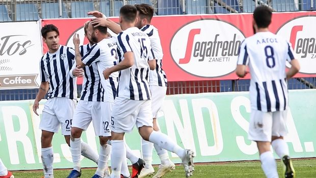 Super League 2: Διπλό κορυφής για τον Απόλλωνα Σμύρνης, 2-0 την Κέρκυρα