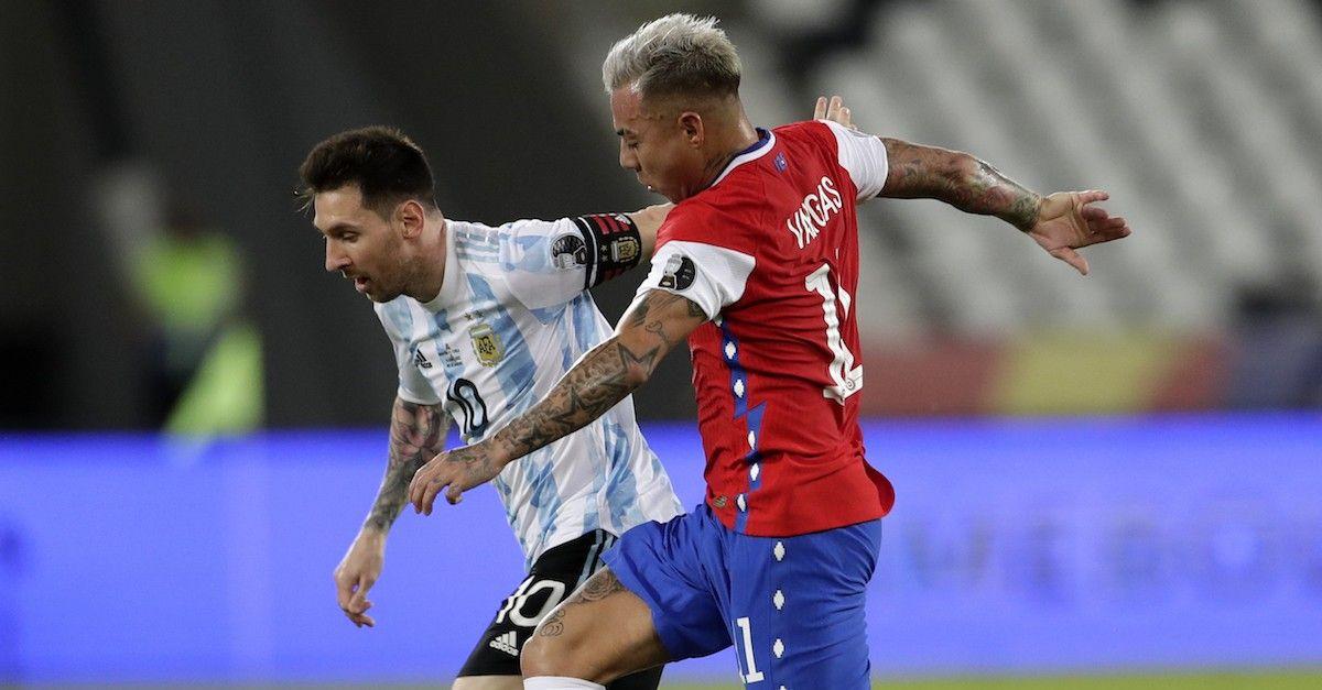 Copa America, Αργεντινή – Χιλή 1-1: Ο Βάργκας 'ακύρωσε' το εκπληκτικό φάουλ του Μέσι