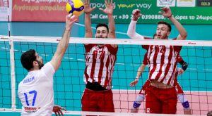 Volley League ανδρών: Κορυφαίος ο Μπατατζίμ
