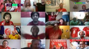 Τσέλσι – Μάντσεστερ Σίτι: Πανηγύρισαν το γκολ του Πούλισιτς οι οπαδοί της Λίβερπουλ