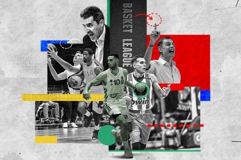Stoiximan Basket League 2021-22: Όσα πρέπει να γνωρίζετε για τις 13 ομάδες του νέου πρωταθλήματος