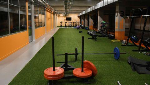 Νους υγιής, Προμηθέας υγιής: Το κορυφαίο αθλητικό κέντρο της Ευρώπης