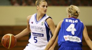Η Κωστάκη πρέσβειρα του NBA στην Ευρώπη