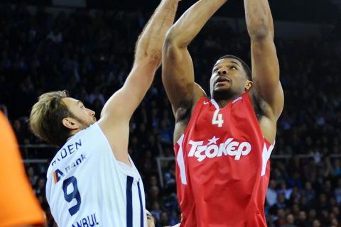 Εφές - Ολυμπιακός 83-72