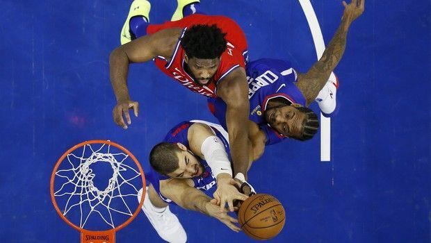 NBA: Το μπλοκ του Εμπίντ στον Μόρις στην κορυφή του Top-5