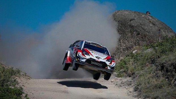 Θρίαμβος του Τάνακ στην Πορτογαλία - WRC