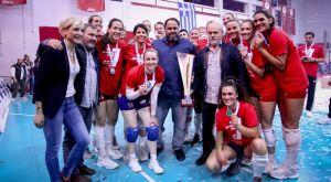 Με Μαρινάκη η φιέστα του Ολυμπιακού για το πρωτάθλημα