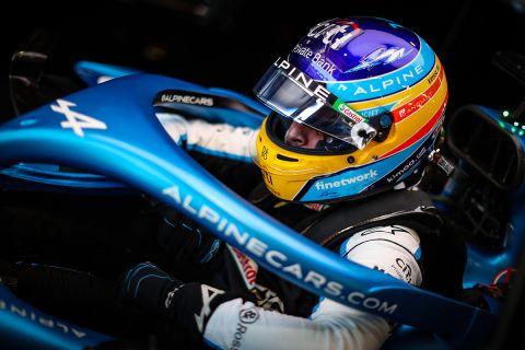 "Formula 1: Η Alpine ""άφωνη"" με την αγωνιστική τεχνική του Αλόνσο"