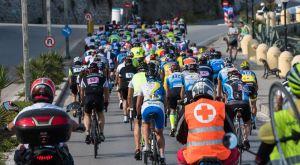Επαγγελματίες άσοι της ποδηλασίας απ' όλη την Ευρώπη στο Grand Prix της Ρόδου