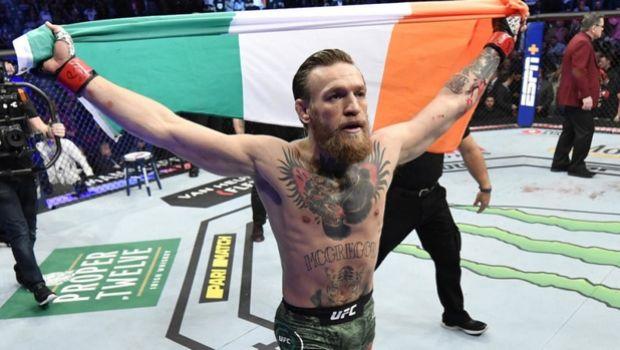 Αινιγματική ανάρτηση του UFC με Conor McGregor