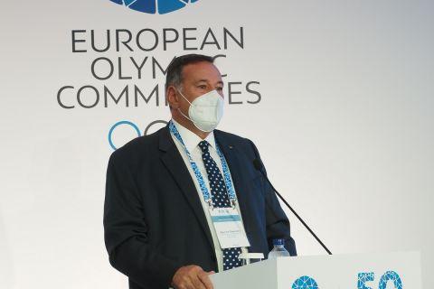 "Kαπράλος: ""Η Ελλάδα παίρνει στην Ευρώπη τη θέση που της αξίζει"""