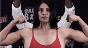 Η καυτή Maricela Cornejo τρέλανε πριν την ζύγιση