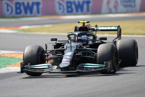 Ο Βαλτέρι Μπότας στο GP της Ιταλίας