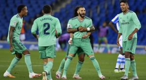Σοθιεδάδ – Ρεάλ Μαδρίτης 1-2: Έπιασαν κορυφή οι Μαδριλένοι