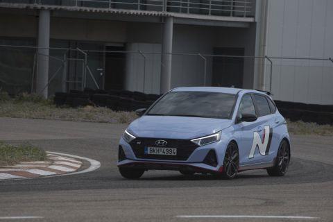 Το ι20 της Hyundai