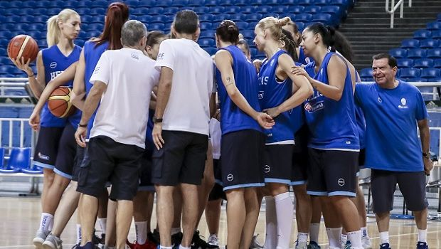 Ανέβηκε μία θέση η Ελλάδα στα rankings της FIBA