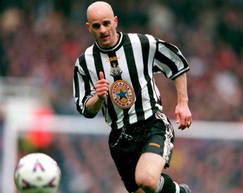 Temuri Ketsbaia, Newcastle United