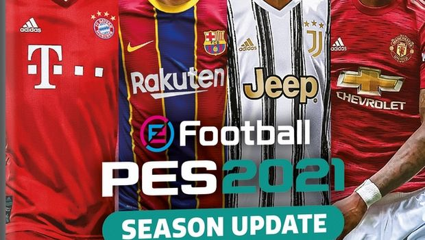 PES 2021: Οι παίκτες που θα βρίσκονται στο εξώφυλλο του παιχνιδιού