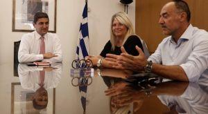 Εθνικός: Δέσμευση Αυγενάκη για λύση στο γηπεδικό